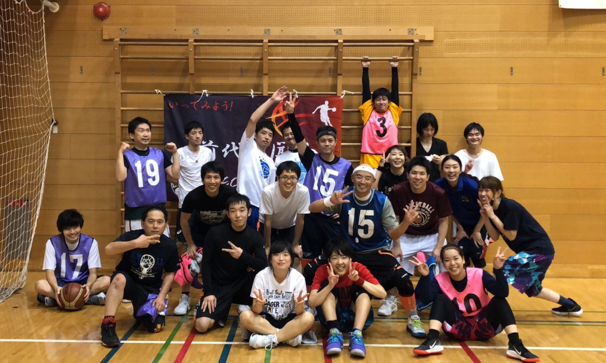 DECS Tokyo Basketball Team